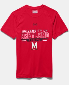 Boys' Maryland UA Tech T-Shirt