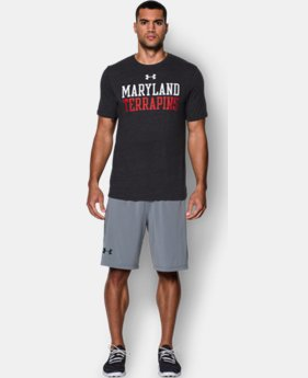 Men's Maryland UA Tri-Blend T-Shirt