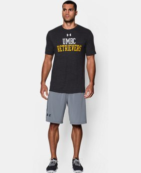 Men's UMBC UA Tri-Blend T-Shirt