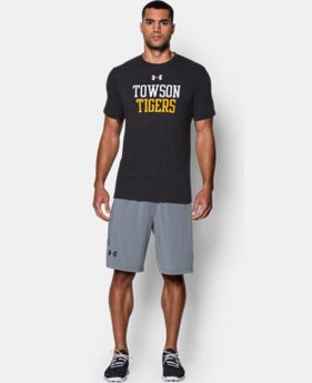 Men's Towson UA Tri-Blend T-Shirt