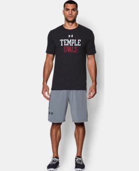 Men's Temple UA Tri-Blend T-Shirt