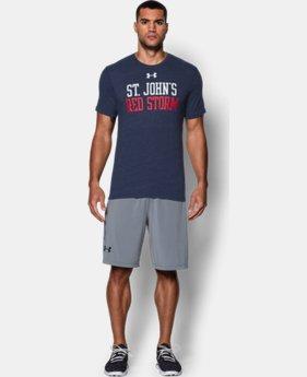 Men's St. John's UA Tri-Blend T-Shirt