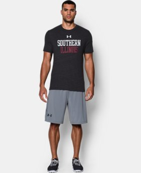 Men's Southern Illinois UA Tri-Blend T-Shirt