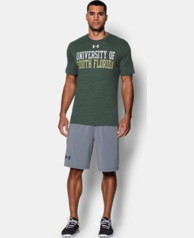 Men's South Florida UA Tri-Blend T-Shirt