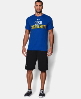 Men's South Dakota State UA Tri-Blend T-Shirt