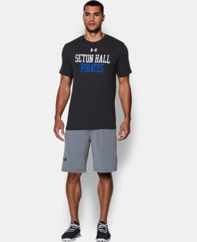 Men's Seton Hall UA Tri-Blend T-Shirt  1 Color $22.99