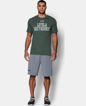 Men's Loyola UA Tri-Blend T-Shirt