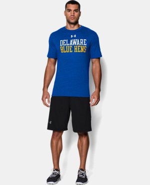 Men's Delaware UA Tri-Blend T-Shirt  1 Color $29.99