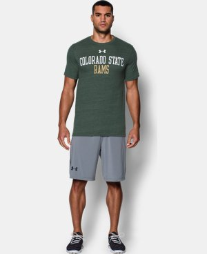 Men's Colorado State UA Tri-Blend T-Shirt LIMITED TIME: FREE U.S. SHIPPING 1 Color $29.99