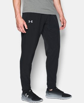 Men's UA No Breaks Stretch-Woven Run Pants  2 Colors $79.99