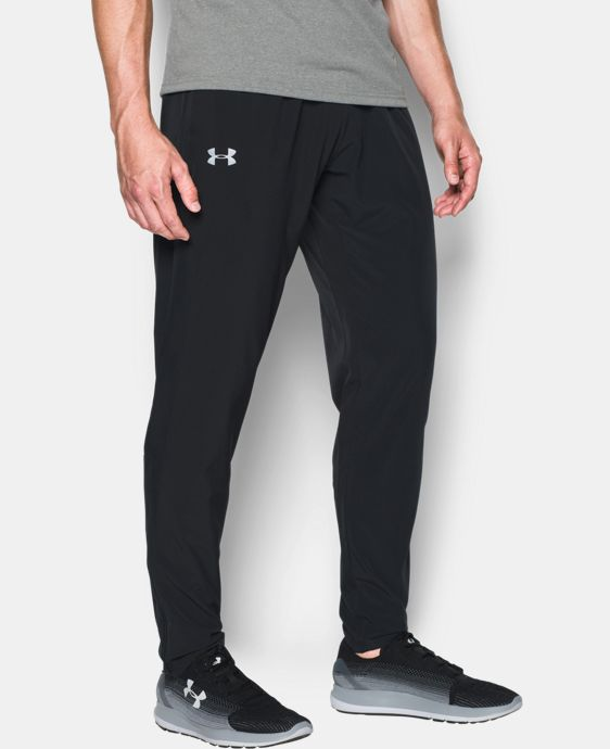 Men's UA No Breaks Stretch-Woven Run Pants LIMITED TIME: FREE SHIPPING 2 Colors $79.99