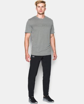 New Arrival  Men's UA NoBreaks Stretch-Woven Run Pants   $79.99