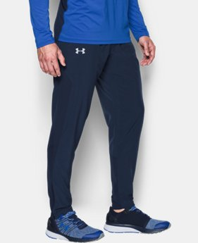 Men's UA No Breaks Stretch-Woven Run Pants LIMITED TIME: FREE U.S. SHIPPING 1 Color $52.99