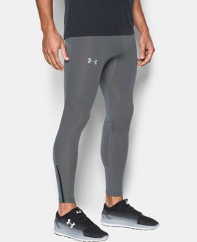 Men's UA No Breaks Run Leggings  1 Color $59.99
