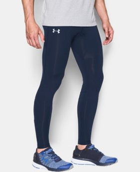 Men's UA No Breaks Run Leggings  4 Colors $59.99