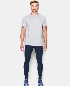 Men's UA NoBreaks Run Leggings  1 Color $59.99