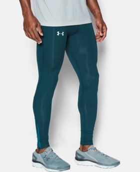 New Arrival Men's UA No Breaks Run Leggings   $59.99