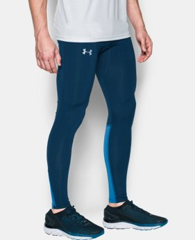 Men's UA No Breaks Run Leggings  1 Color $32.99 to $44.99