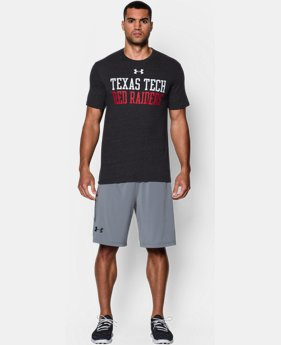 Men's Texas Tech UA Tri-Blend T-Shirt
