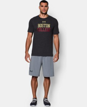 Men's Boston College UA Tri-Blend T-Shirt