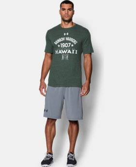 Men's Hawai'i UA Tri-Blend T-Shirt