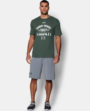 Men's Hawai'i UA Tri-Blend T-Shirt LIMITED TIME: FREE U.S. SHIPPING 1 Color $29.99