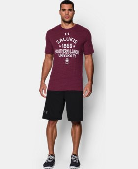 Men's Southern Illinois UA Tri-Blend T-Shirt  1 Color $22.99