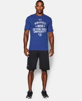 Men's Seton Hall UA Tri-Blend T-Shirt