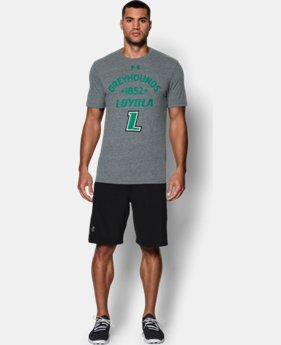 Men's Loyola UA Tri-Blend T-Shirt LIMITED TIME: FREE U.S. SHIPPING 1 Color $22.99