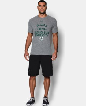 Men's Colorado State UA Tri-Blend T-Shirt