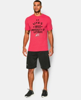 Men's Utah UA Tri-Blend T-Shirt
