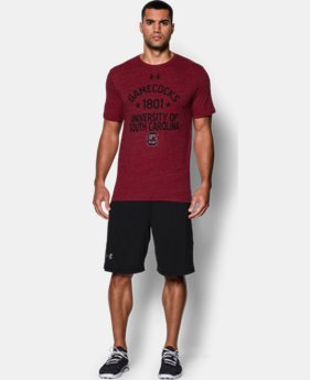 Men's South Carolina UA Tri-Blend T-Shirt