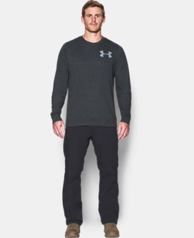 New Arrival  Men's UA Hunt AllSeason Crew   $64.99