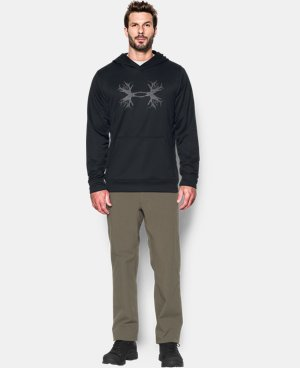 Men's UA Hunt AllSeason Hoodie LIMITED TIME: FREE U.S. SHIPPING 3 Colors $33.74 to $44.99