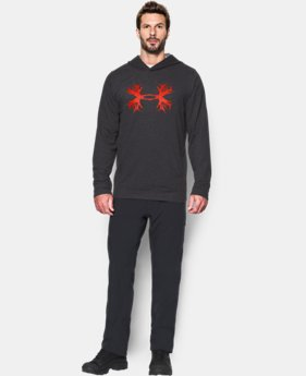 New Arrival  Men's UA Hunt AllSeason Hoodie LIMITED TIME: FREE SHIPPING  $64.99