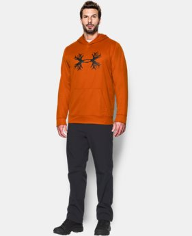 Men's UA Hunt AllSeason Hoodie  1 Color $41.99 to $44.99