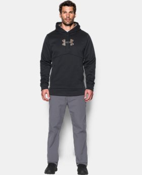 Men's UA Storm Caliber Hoodie LIMITED TIME: FREE SHIPPING 2 Colors $56.24