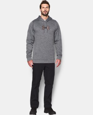 Men's UA Storm Icon Caliber Hoodie  4 Colors $64.99