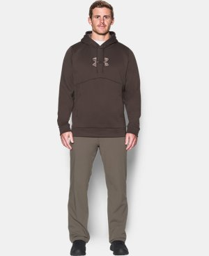 Men's UA Storm Caliber Hoodie LIMITED TIME OFFER + FREE U.S. SHIPPING  $48.74