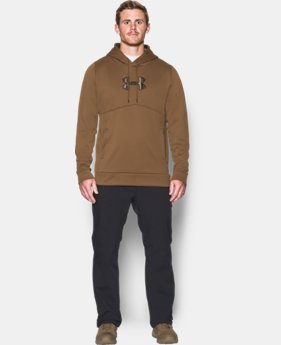 Men's UA Storm Caliber Hoodie LIMITED TIME: 25% OFF 2 Colors $48.74