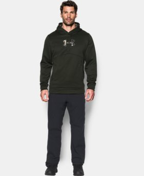 Men's UA Storm Icon Caliber Hoodie  2 Colors $64.99