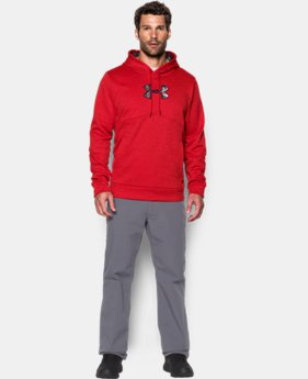 New to Outlet Men's UA Storm Caliber Hoodie  1 Color $48.99