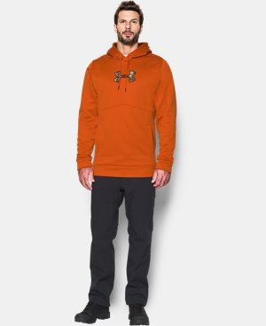 Men's UA Storm Icon Caliber Hoodie  1 Color $74.99