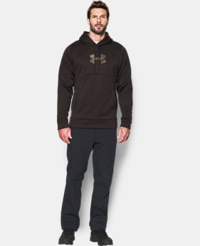 Men's UA Storm Caliber Hoodie LIMITED TIME OFFER + FREE U.S. SHIPPING 2 Colors $48.74