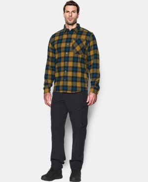 Men's UA Borderland Flannel LIMITED TIME: FREE U.S. SHIPPING 2 Colors $79.99