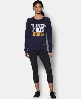Women's Toledo UA Long Sleeve Crew