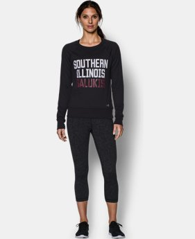 Women's Southern Illinois UA Long Sleeve Crew