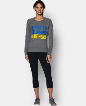 Women's Delaware UA Long Sleeve Crew