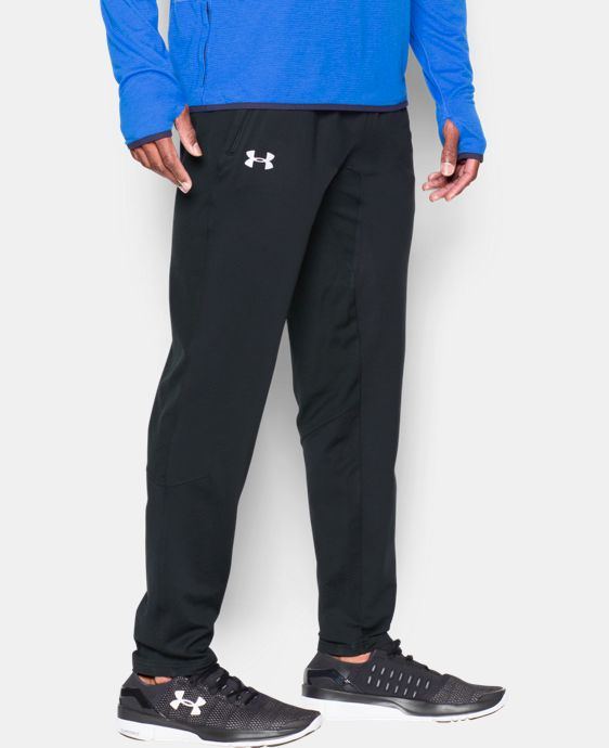 New Arrival Men's UA NoBreaks ColdGear® Infrared Run Pants  1 Color $74.99