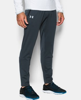 New Arrival Men's UA No Breaks ColdGear® Infrared Run Pants   $74.99
